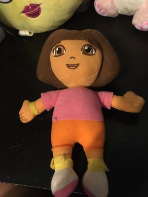 Girl character plushies for Sale in Houston, TX