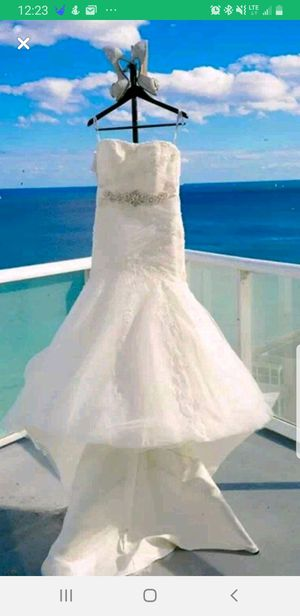 Wedding dress for Sale in Fort Lauderdale, FL