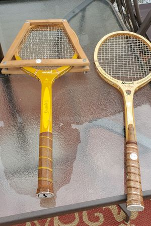 Spalding Tennis Rackets for Sale in Bolingbrook, IL