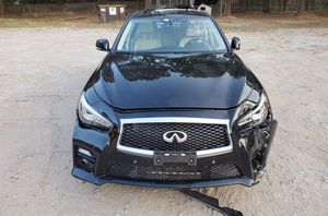 Parting out 2015 Infiniti Q50 for Sale in Spartanburg, SC