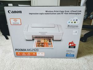 Canon Printer (Model: PIXMA MG2920) for Sale in Rockville, MD