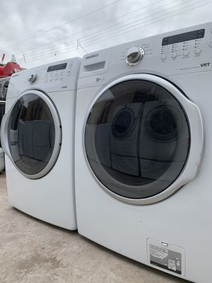 Samsung washer and dryer set @delivery available for Sale in Phoenix, AZ