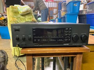 Kenwood KR-V6080 surround stereo receiver for Sale in Battle Ground, WA