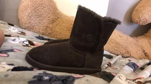 Brown button uggs for Sale in Mission, TX