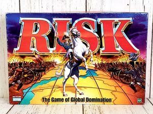 RISK Board Game Parker Brothers War Strategy Vintage 1998 COMPLETE for Sale in Harrisonburg, VA