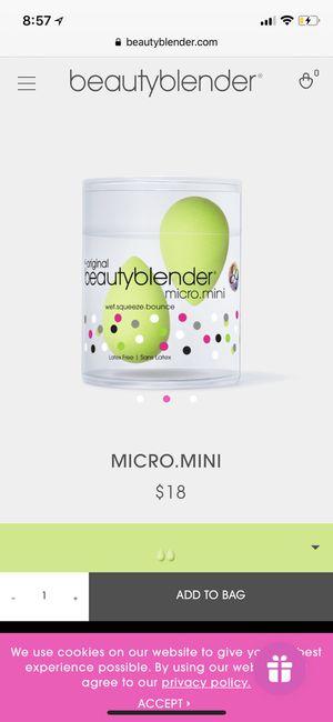Beauty Blender for Sale in Saint Pete Beach, FL