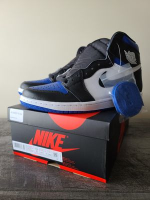 "AIR JORDAN RETRO 1 ""ROYAL TOE""/US MEN'S SIZE 8 for Sale in Pleasant View, TN"