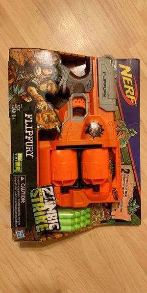 Nerf Zombie Gun for Sale in Fontana, CA