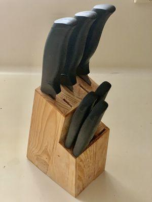 Knife set SILVERWARE 🍴 Cuchillos for Sale in Phoenix, AZ