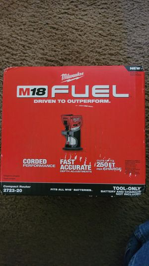 M18FUEL compact router for Sale in Los Angeles, CA