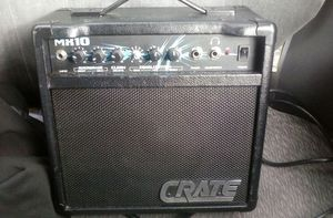 Crate 10 amp for Sale in Tacoma, WA