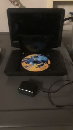 Portable Dvd Player for Sale in El Paso,  TX