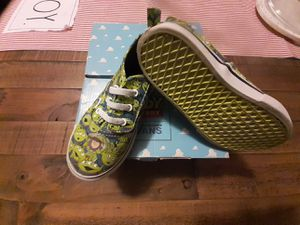 Toy Story Van's Size 10 Toddler for Sale in Modesto, CA