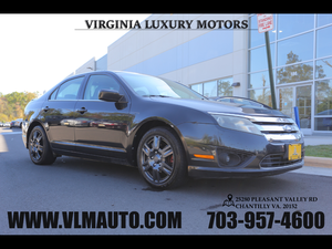 2010 Ford Fusion for Sale in Chantilly, VA