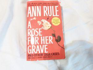 Ann Rule Softback for Sale in Ripley, WV