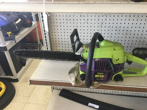 poulan chainsaw (model:P4018WT) for Sale in Austin, TX