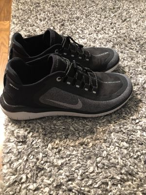 Men's Nike Free Run Shield Running Athletic Shoes Size 10.5 for Sale in Nokomis, FL
