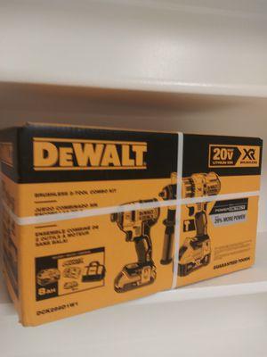 Brushless 2 tool combo kit for Sale in Alexandria, VA