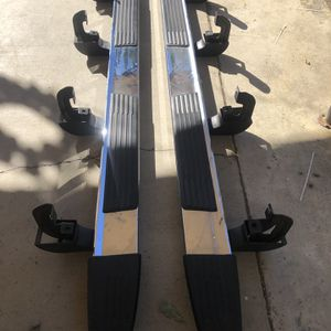 TAKE OFF FACTORY RUNNING BOARDS for Sale in Riverside, CA