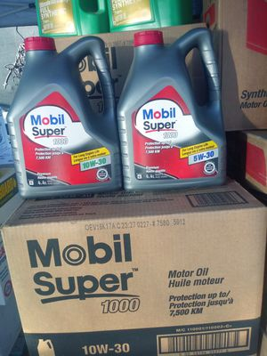 Motor oil for Sale in Montclair, CA