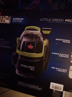 Bissel little green pro brand new for Sale in Brooks, OR