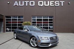2013 Audi S7 for Sale in Seattle, WA