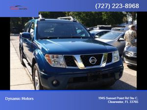 2005 Nissan Frontier 2WD for Sale in Clearwater, FL