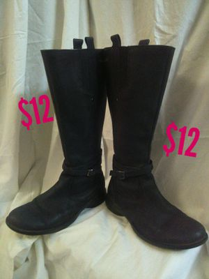 Women's Leather Boots Size 8.5 for Sale in Gresham, OR