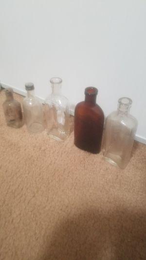 Old Vintage / Antique Bottles for Sale in San Jose, CA