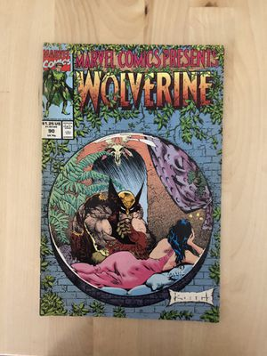 Marvel Wolverine collectible comic for Sale in Los Angeles, CA