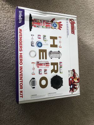 Little Bits Avengers Hero Inventory Kit for Sale in Aldie, VA