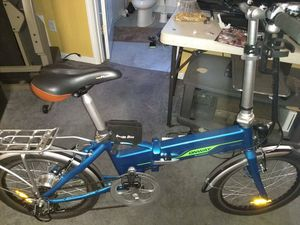 Onway 20in electric bicycle !!! MINT CONDITION!!! for Sale in Oakland, CA