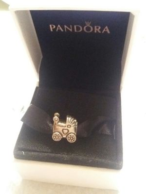 Authentic Pandora Baby Carriage Charm for Sale in Dearborn, MI