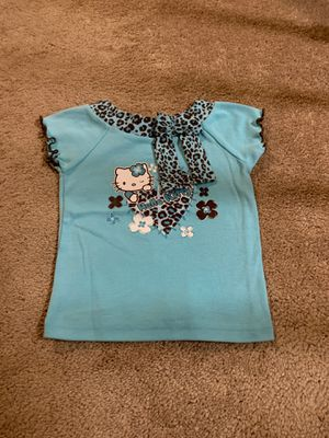 Hello kitty 3T top for Sale in Medford, NJ