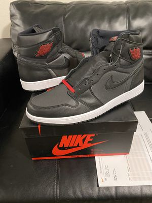 Air Jordan 1 Retro High Og (black/gym red) for Sale in Burlington, WA