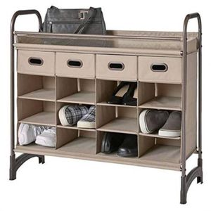 neatfreak 16 Compartment Storage Cubby Closet Organizer 4 Drawers NIB Room Home House Shoes for Sale in Ontario, CA