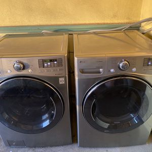 LG Washer And Gas Dryer for Sale in Lawndale, CA