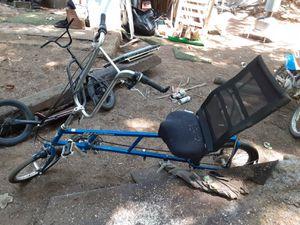 Ez1 sun bike bicycle for Sale in Sumner, WA