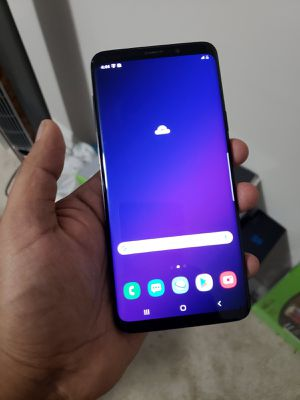 Samsung Galaxy S9 Plus, Factory Unlocked.. Excellent Condition. for Sale in Fort Belvoir, VA