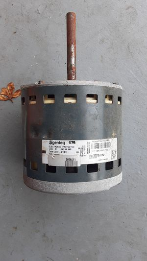 Genteq 3/4 hp motor. Never used just sat in a box for Sale in Sarasota, FL