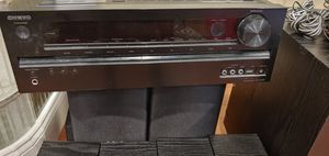 Onkyo Receiver Surround Sound System for Sale in Jamaica, NY