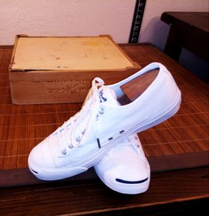 Like New Jack Purcell Converse Shoes for Sale for sale  Oklahoma City, OK