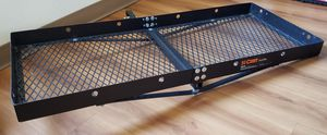 """Curt Tray-Style Hitch Cargo Carrier18110 (Fits 1-1/4"""" or 2"""" Receiver) for Sale in Rocky Mount, NC"""