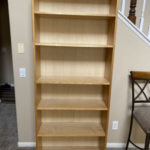 Bookshelves - About 6.5 Feet Tall for Sale in Chula Vista, CA