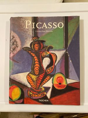 Picasso Coffee Table Book for Sale in Montesano, WA
