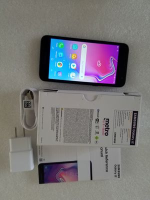 Metro by T mobile Samsung Galaxy J2 . New (open box) for Sale in Renton, WA