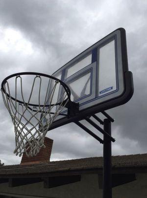 Basketball hoop by Lifetime for Sale in Industry, CA
