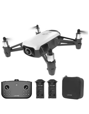 HR WiFi RC Drone with Camera Gesture Control RC Quadcopter for Beginners with Altitude Hold Gravity Control Follow Mode One Key Take Off/Landing Good for Sale in San Diego, CA