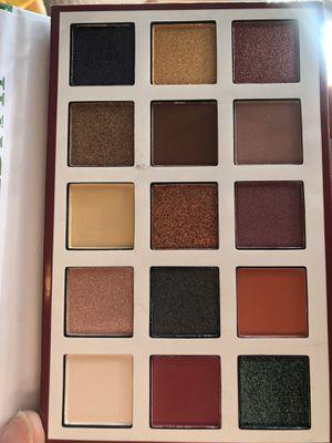 Eyeshadow Pallet- Esmeralda II by beauty creations for Sale in Kansas City, MO