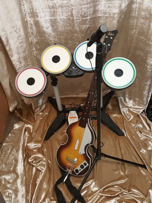 Beatles Rock band set for Sale in Austin, TX